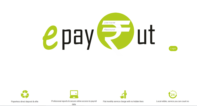 ePayout Payroll application